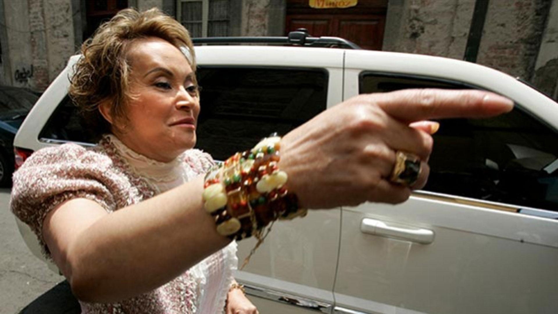 Los lujos y las excentricidades de Elba Esther Gordillo siempre la mantuvieron en la atención pública. (Foto: AP).