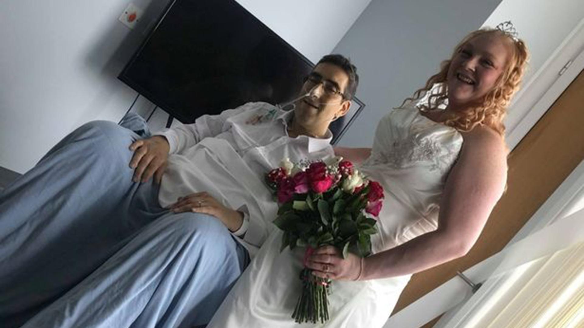 Se Casaron Y 13 Horas Despues En Su Noche De Bodas Se Dieron Su
