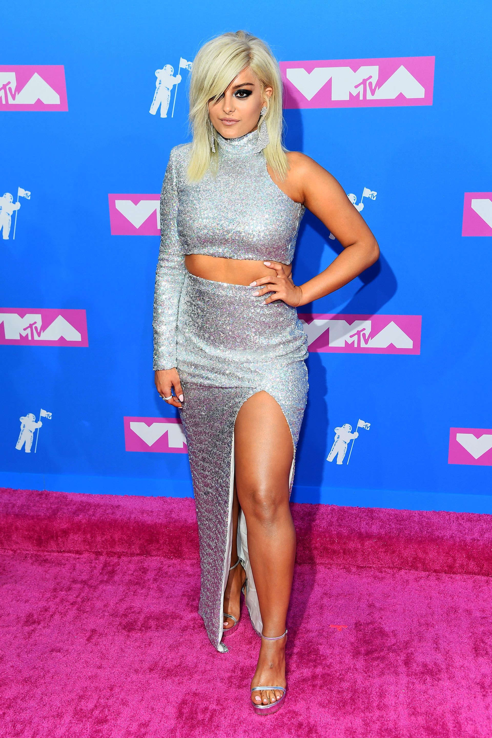 Bebe Rexha (Nicholas Hunt/Getty Images for MTV/AFP)