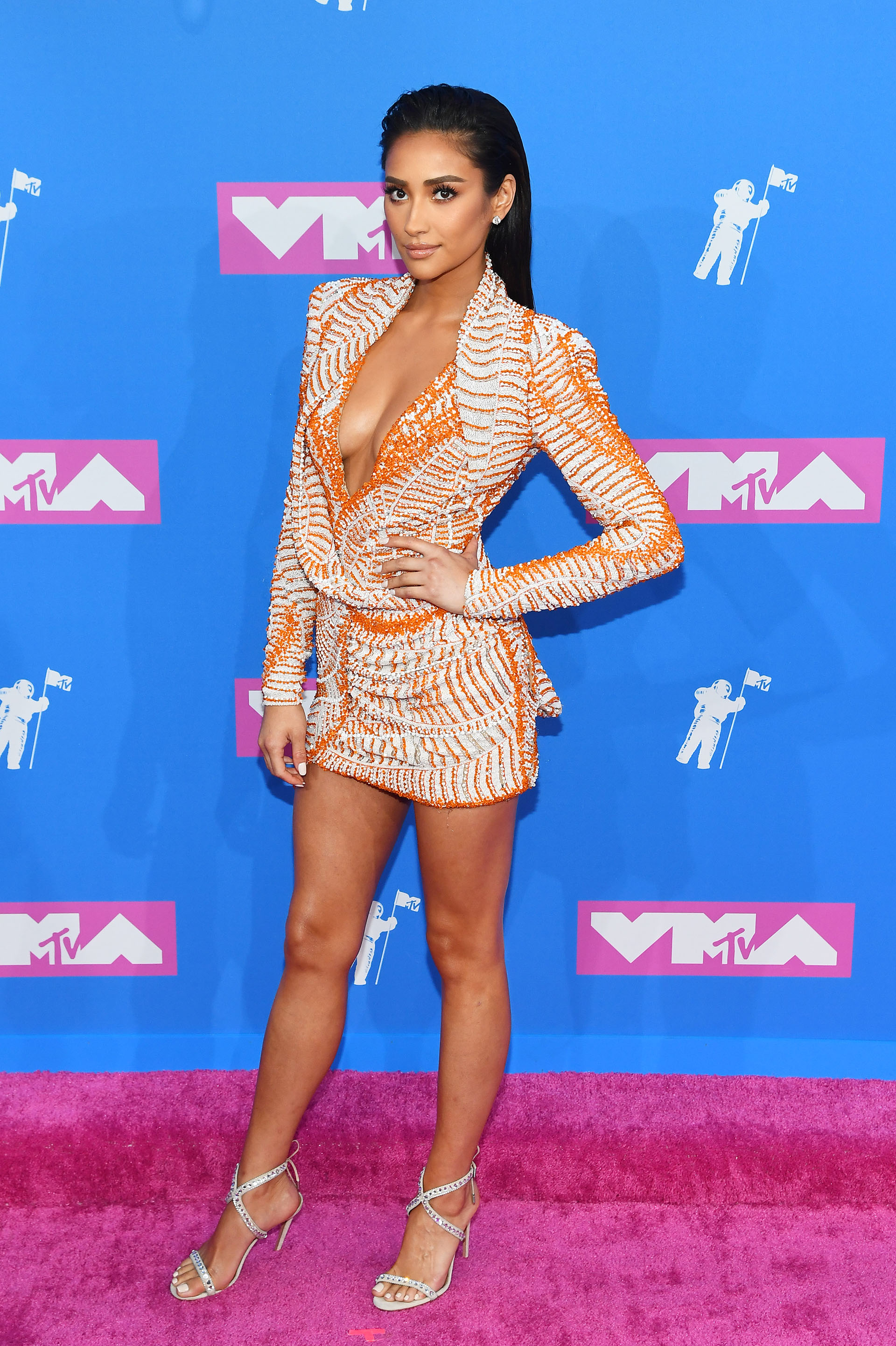 Shay Mitchell (Nicholas Hunt/Getty Images for MTV/AFP)