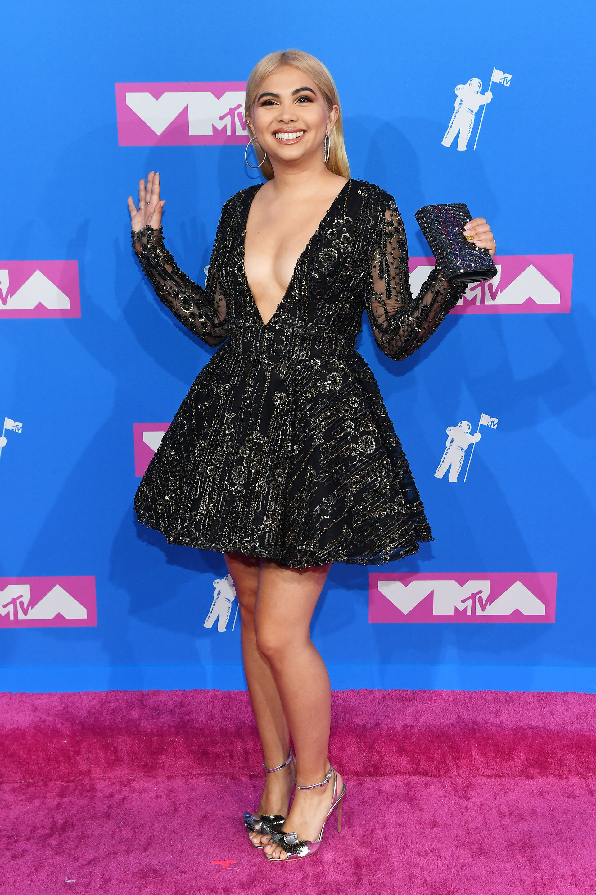 Hayley Kiyoko (Nicholas Hunt/Getty Images for MTV/AFP)