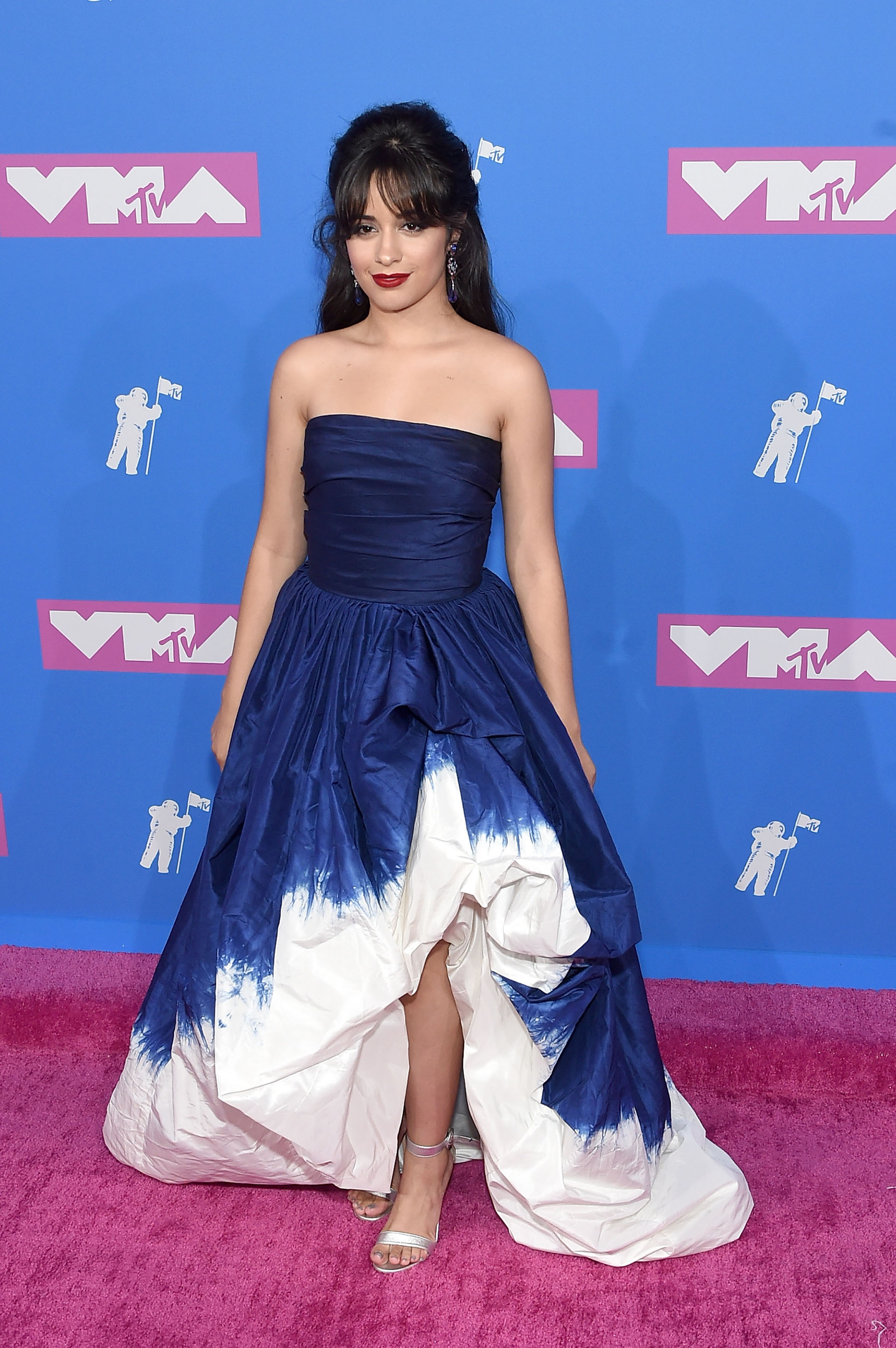Camila Cabello (Jamie McCarthy/Getty Images/AFP)