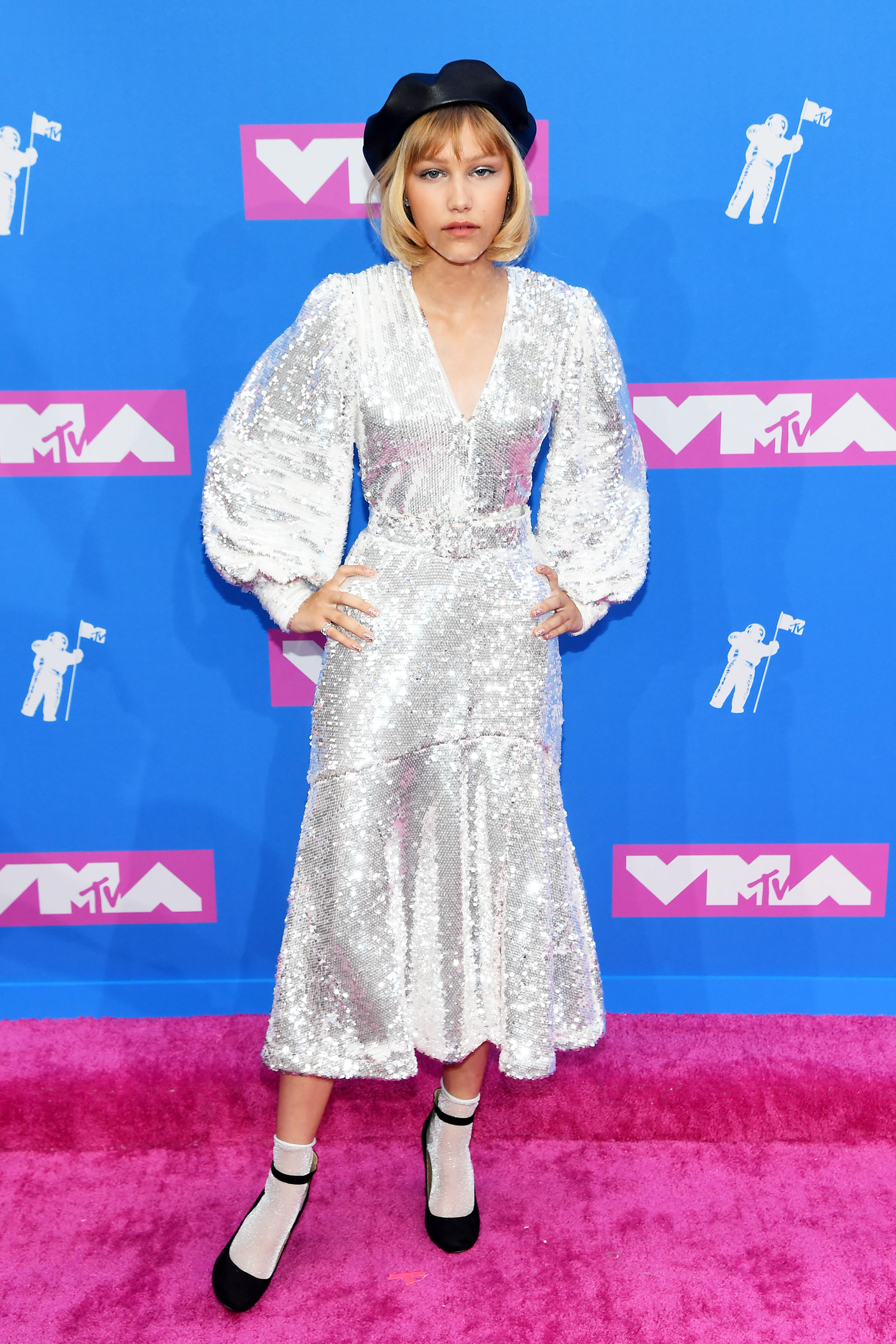 Grace VanderWaal (Nicholas Hunt/Getty Images for MTV/AFP)