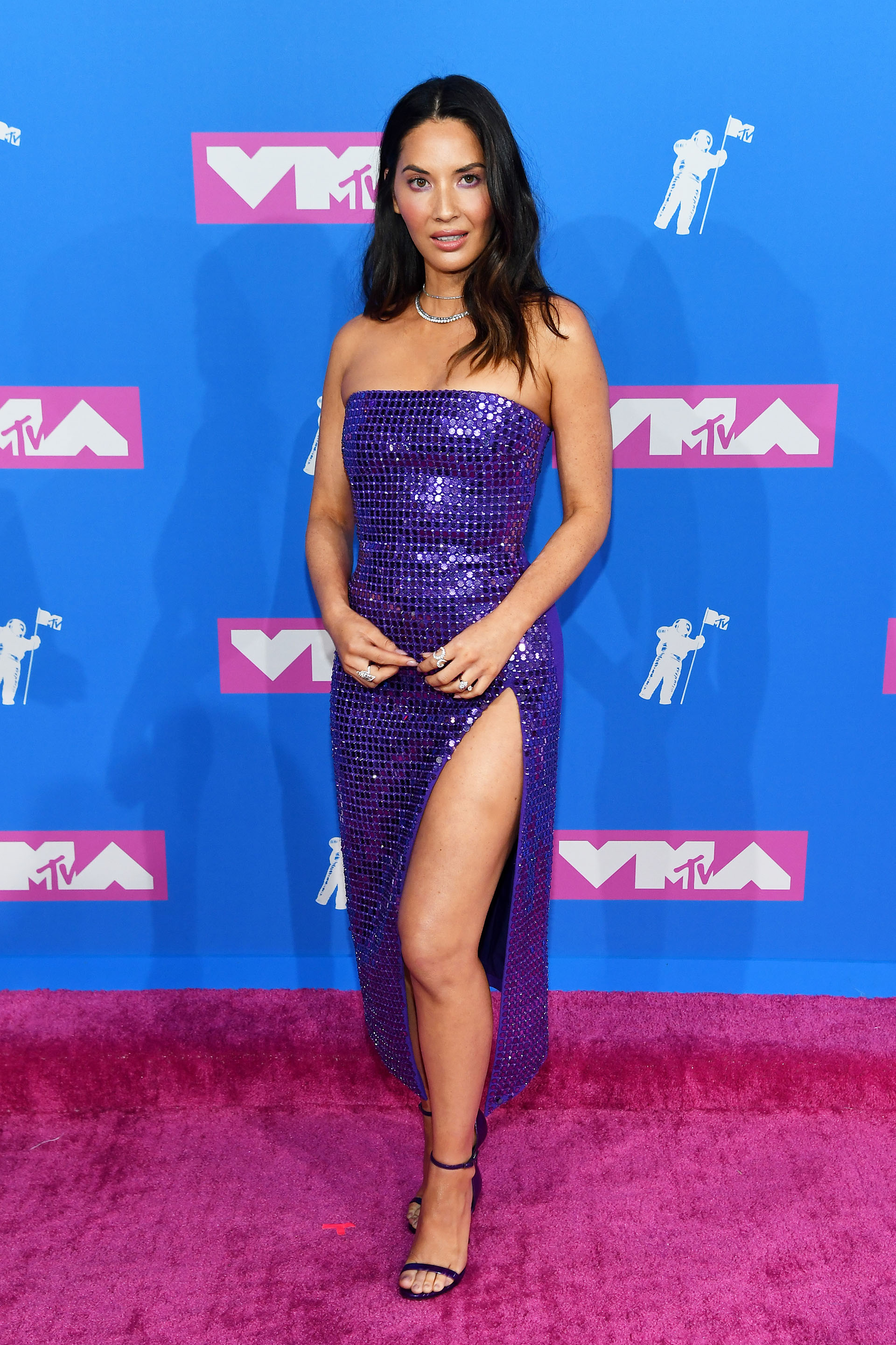 Olivia Munn (Nicholas Hunt/Getty Images for MTV/AFP)