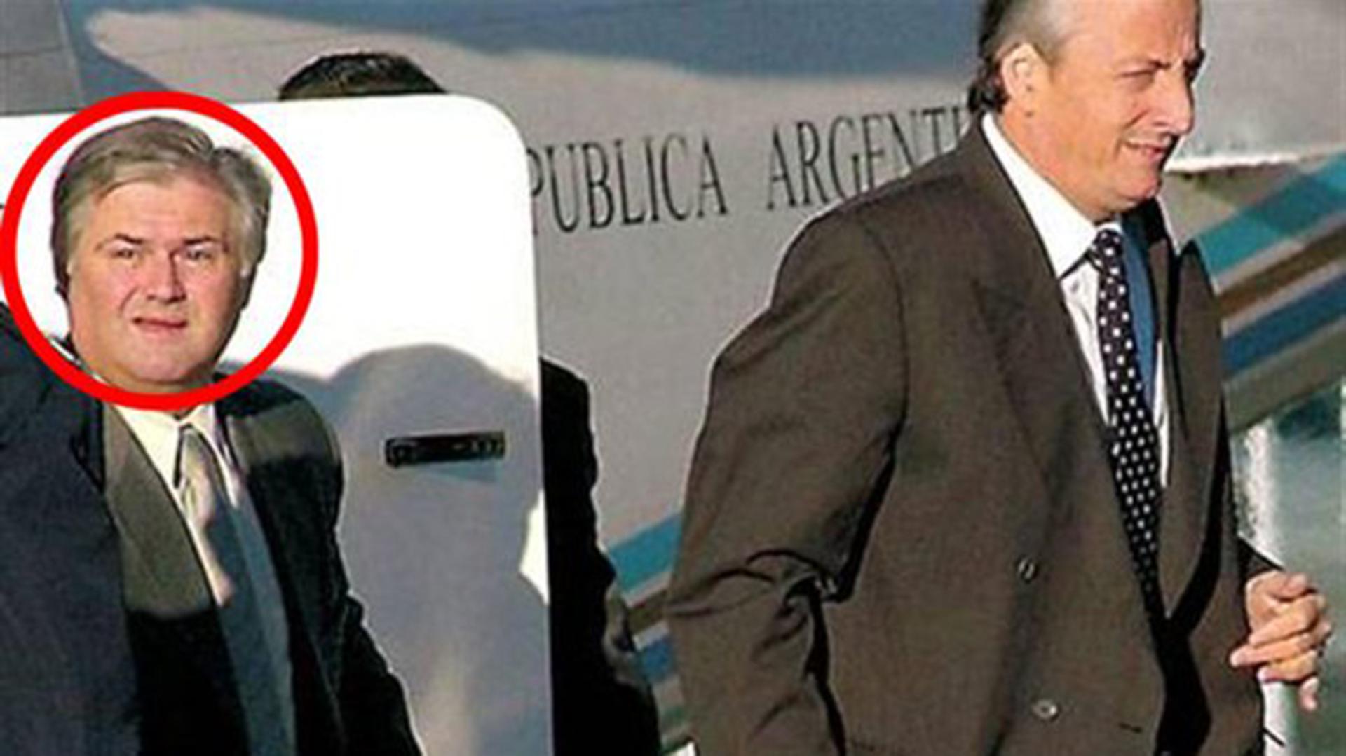Daniel Muñoz, ex secretario privado de Néstor Kirchner