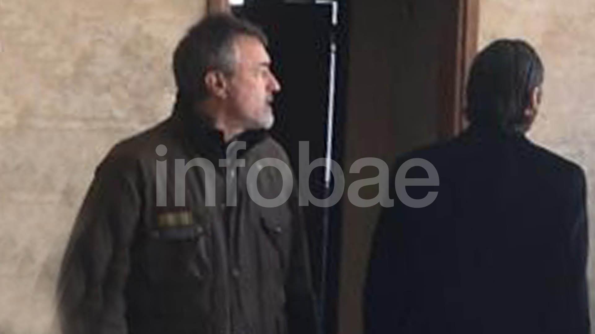 Jorge 'Corcho' Rodríguez en Comodoro Py por la causa de los cuadernos de las coimas
