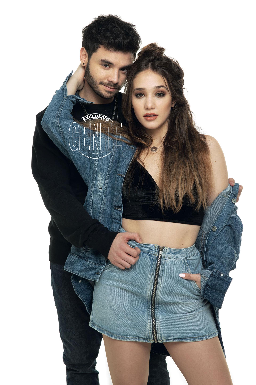 Ángela Torres y Agustín Casanova (Foto Christian Beliera/GENTE)
