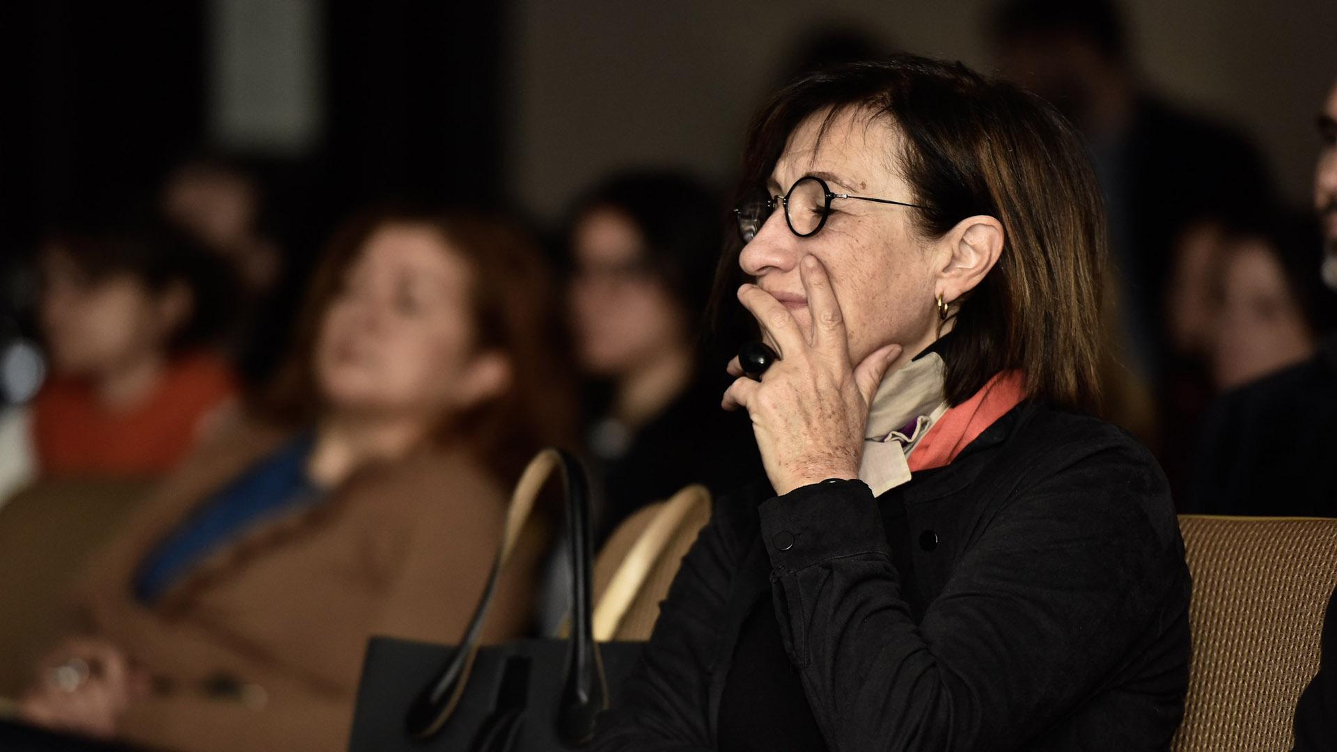 La arquitecta Mónica Kucher, dueña de Arquimadera.