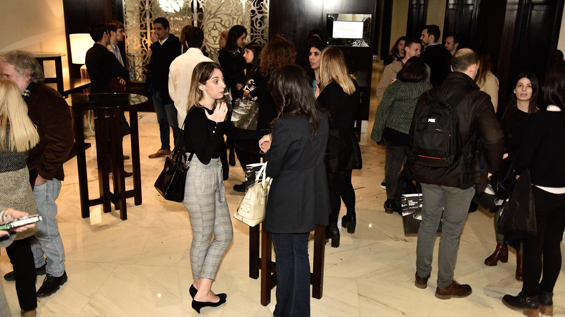 """El lanzamiento se llevó a cabo en el hotel Four Seasons de Recoleta donde se presentó el nuevo proyecto """"El mejor diseño del mundo"""", que abarcará las temáticas de arquitectura, diseño, deco e interiorismo."""