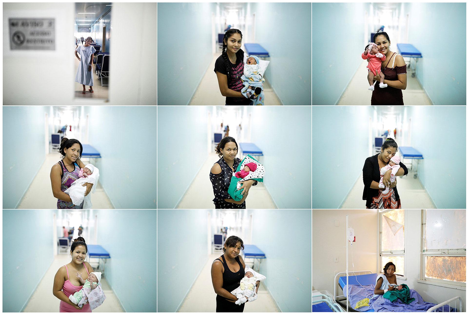 45c5917bd Mujeres embarazadas venezolanas están dejando el país debido a la falta de  cuidados prenatales