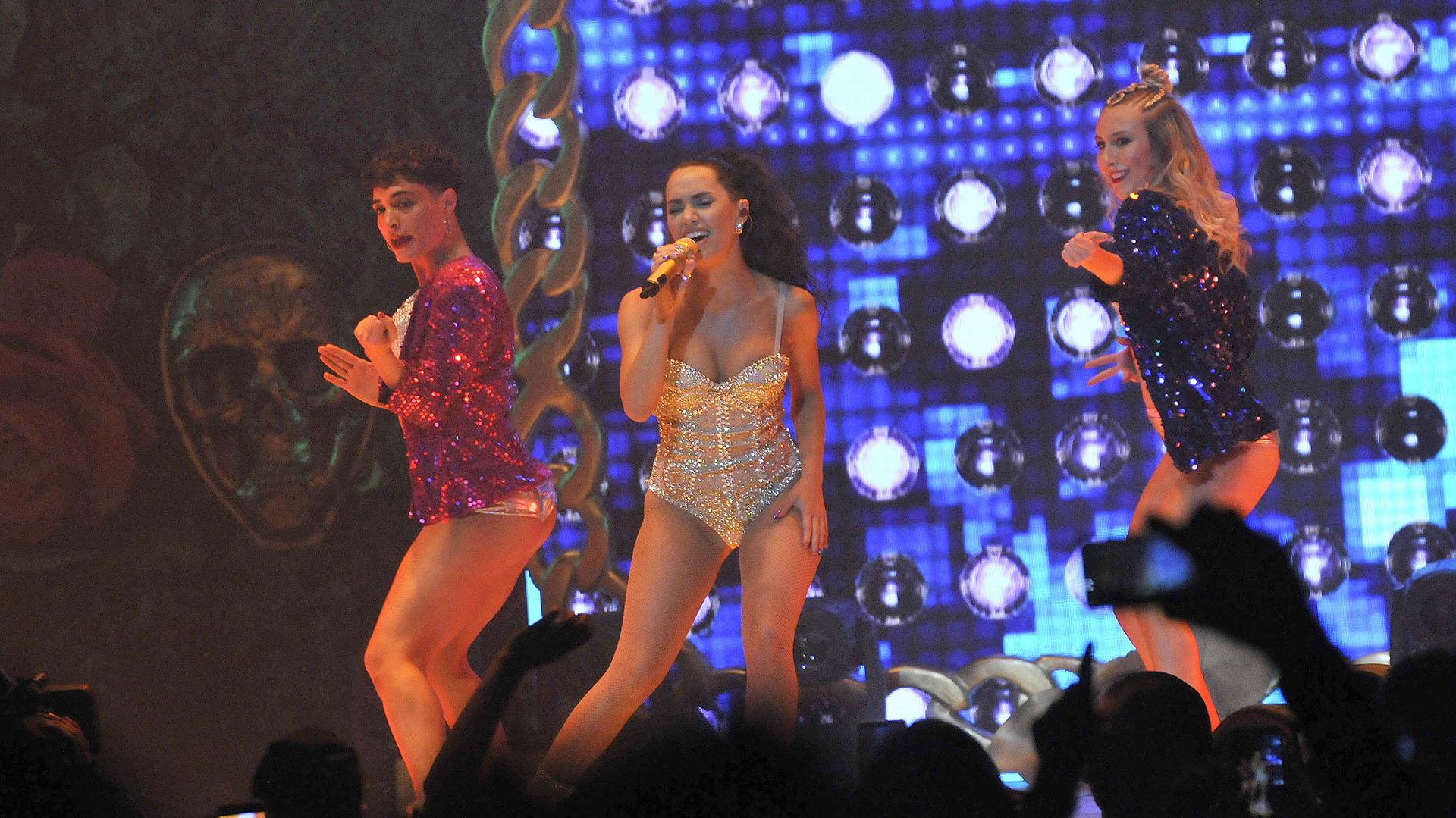 La artista también visitará otros países, como Chile y Uruguay en este tour