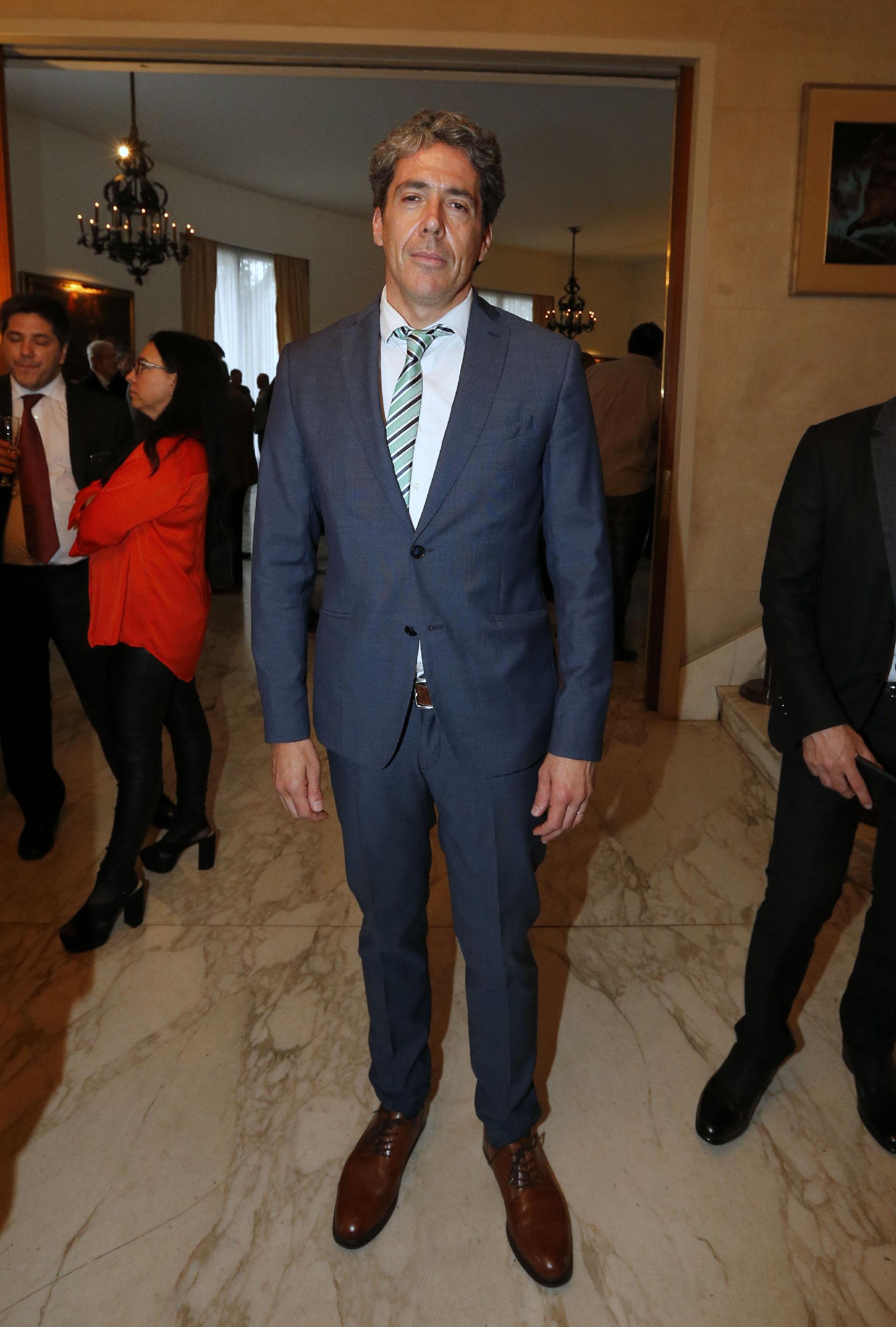 El diputado Willy González Heredia