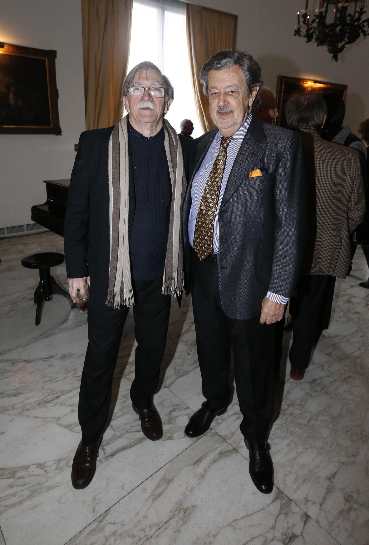 Juan Martín Guevara y Miguel Schapire