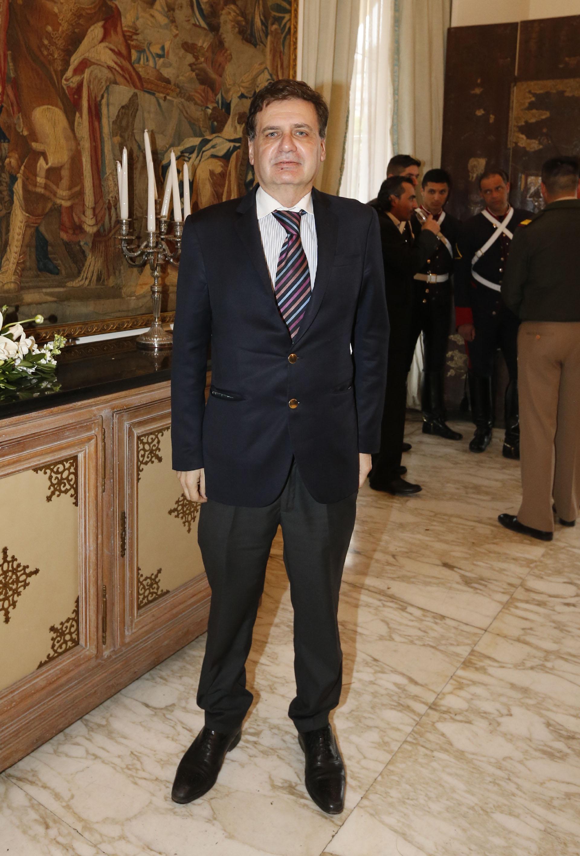 Mario Alejandro Scholz, secretario de Relaciones Institucionales del Bloque UCR-Cambiemos de la Cámara de Diputados