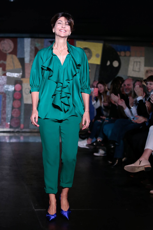 Evangelina Bomparola presentó su colección Primavera – Verano 2019 en el BAFWEEK