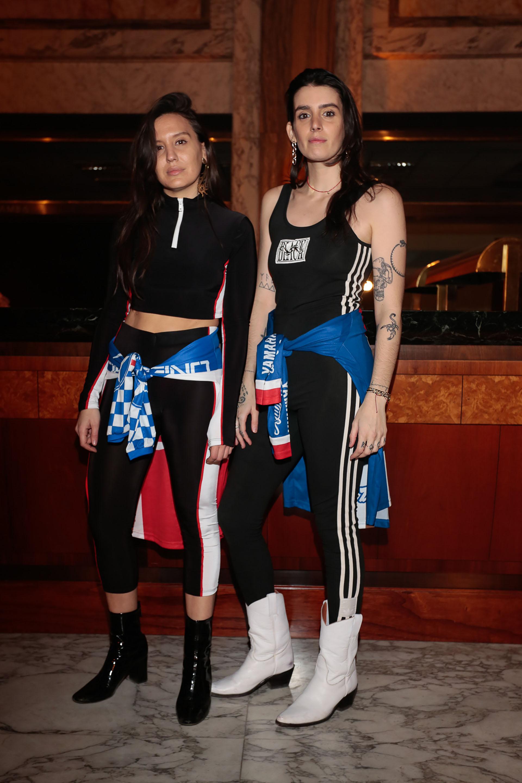 Bianca Siconolfi, directora creativa, y Julia Ramos, CEO de Blackmamba