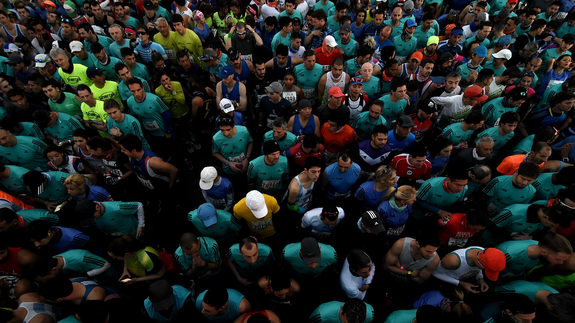 Los mejores fondistas argentinos se reunieron ávidos de tener la posibilidad de competir en una prueba del máximo nivel internacional, que ya tiene tres décadas, con los mejores del ranking IAAF de la temporada