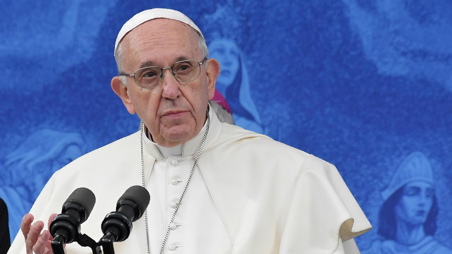 Críticas por los dichos del papa Francisco sobre Venezuela y Nicaragua (AFP)