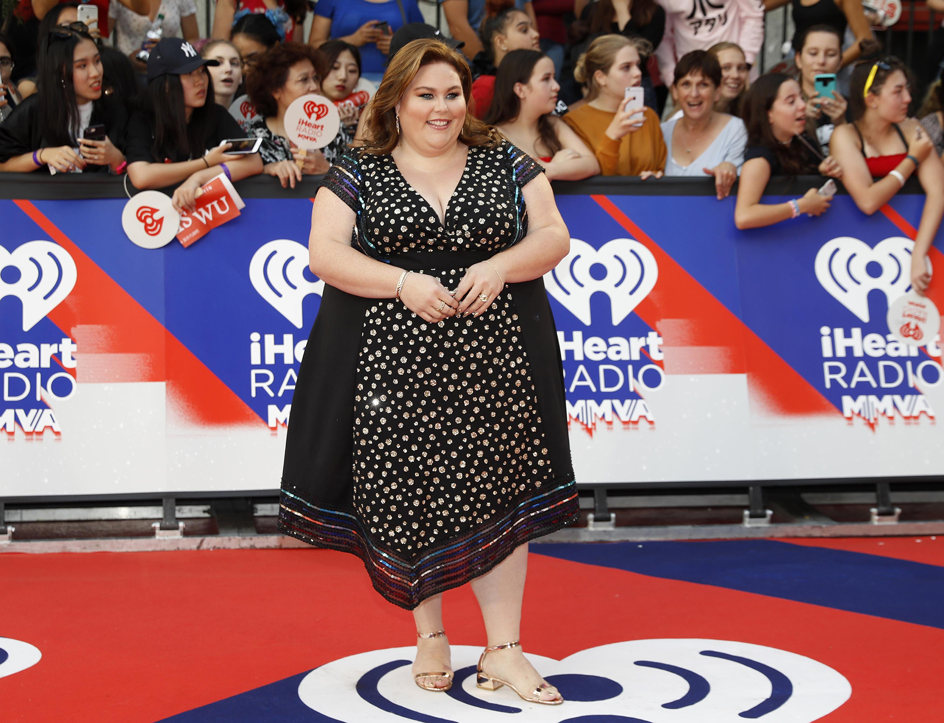 Chrissy Metz (REUTERS/Mark Blinch)