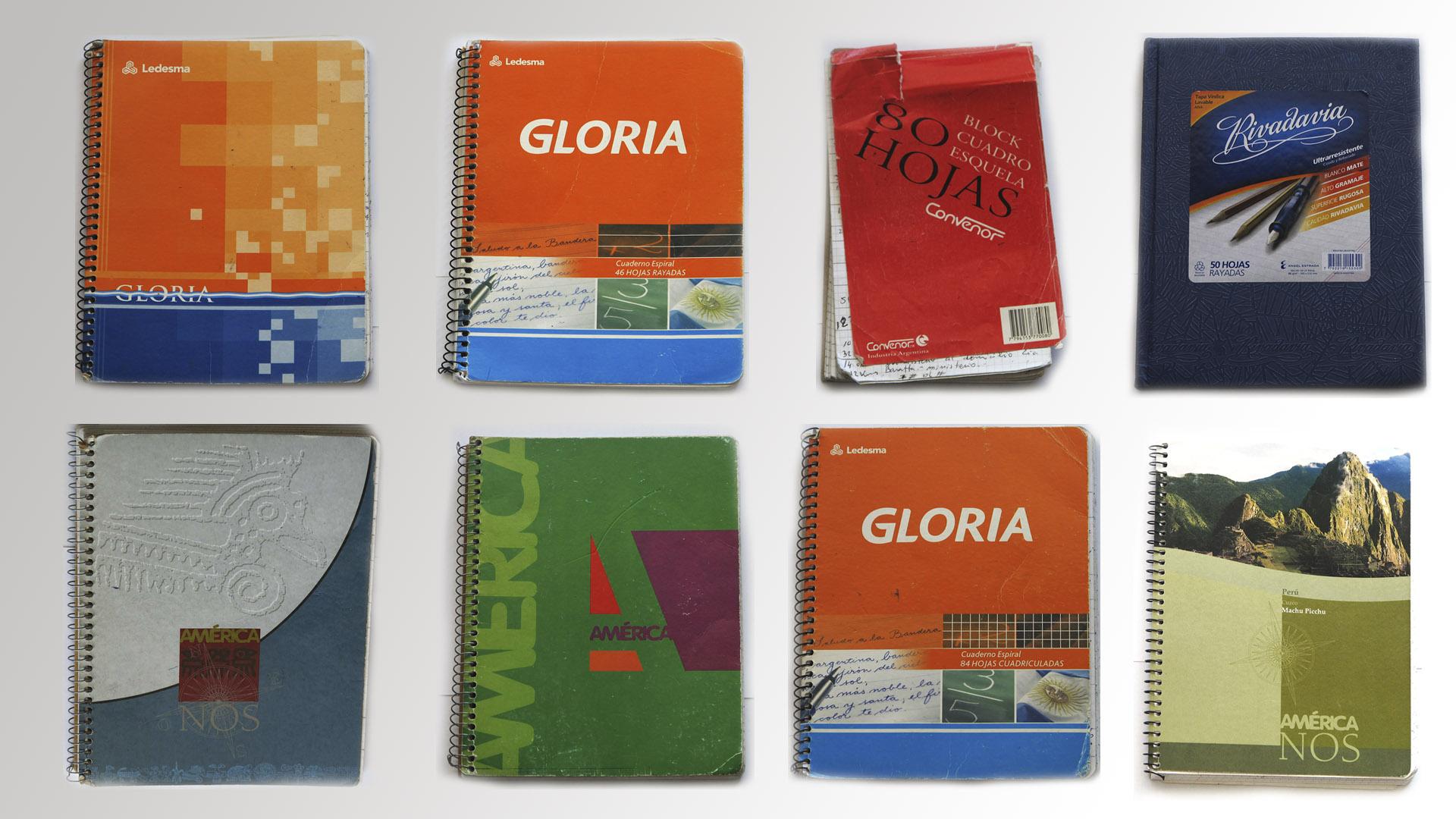 La causa de los cuadernos