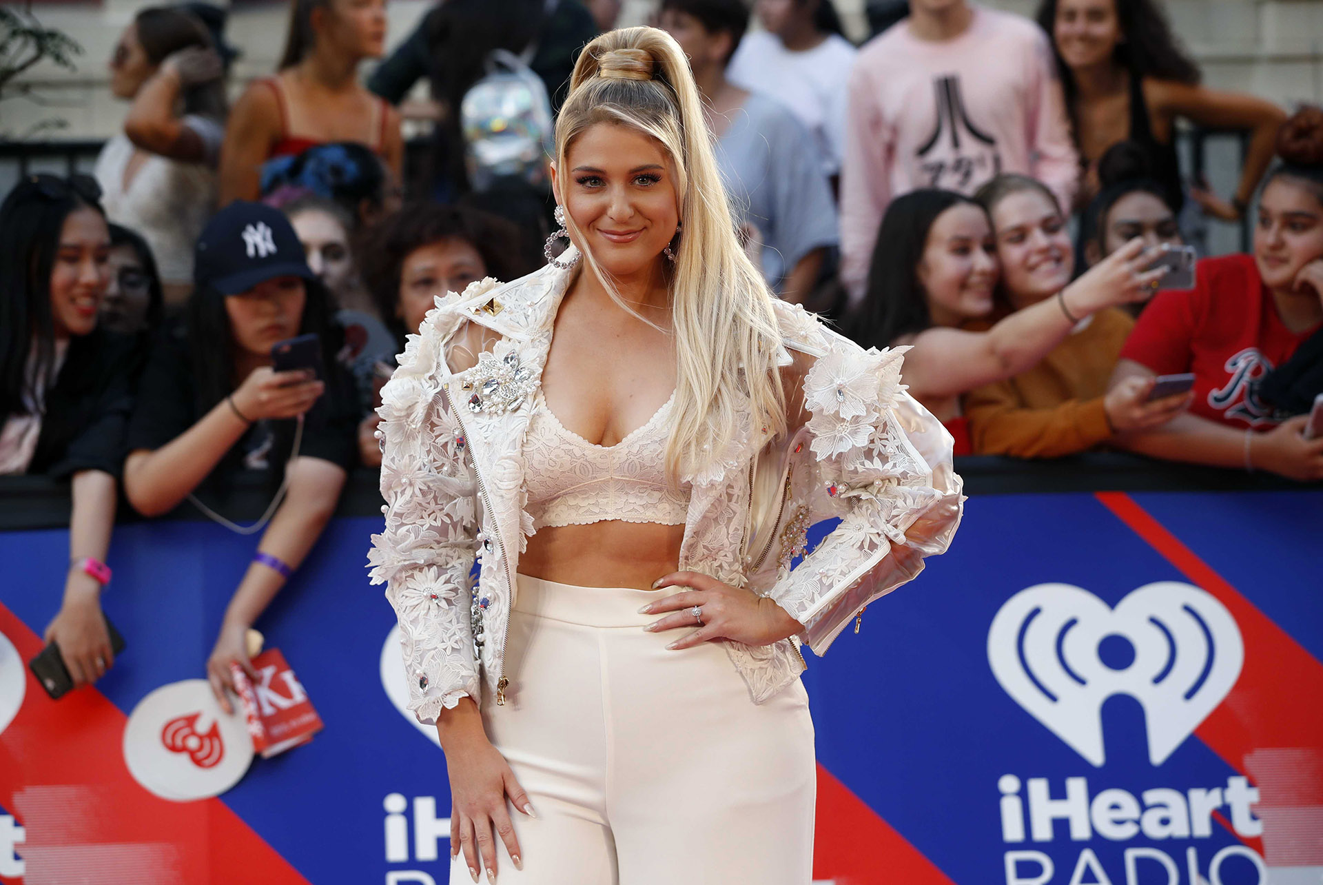 Meghan Trainor (REUTERS/Mark Blinch)