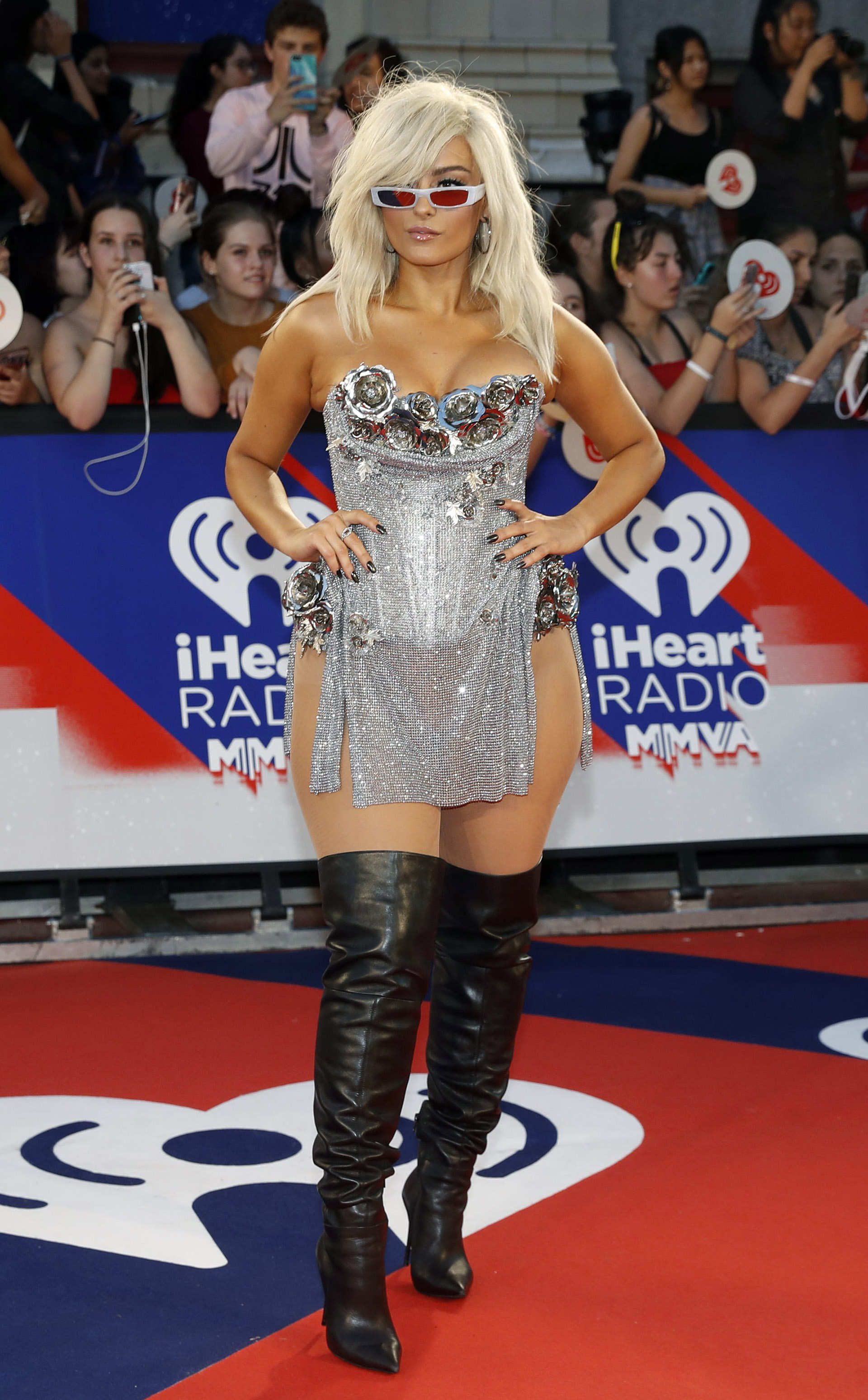 Bebe Rexha (REUTERS/Mark Blinch)