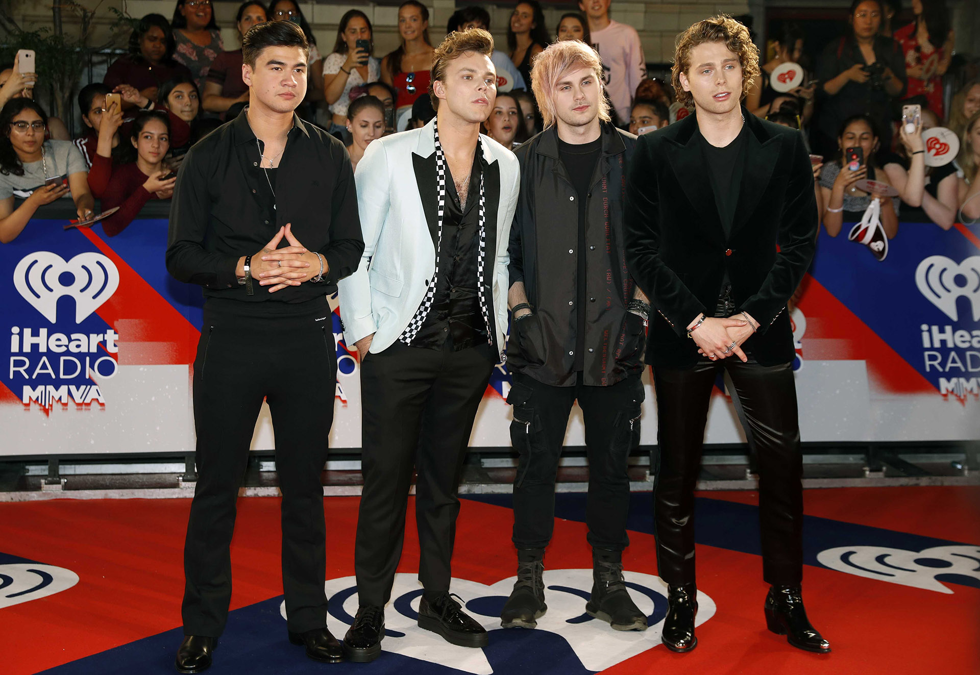 5 Seconds of Summer (REUTERS/Mark Blinch)
