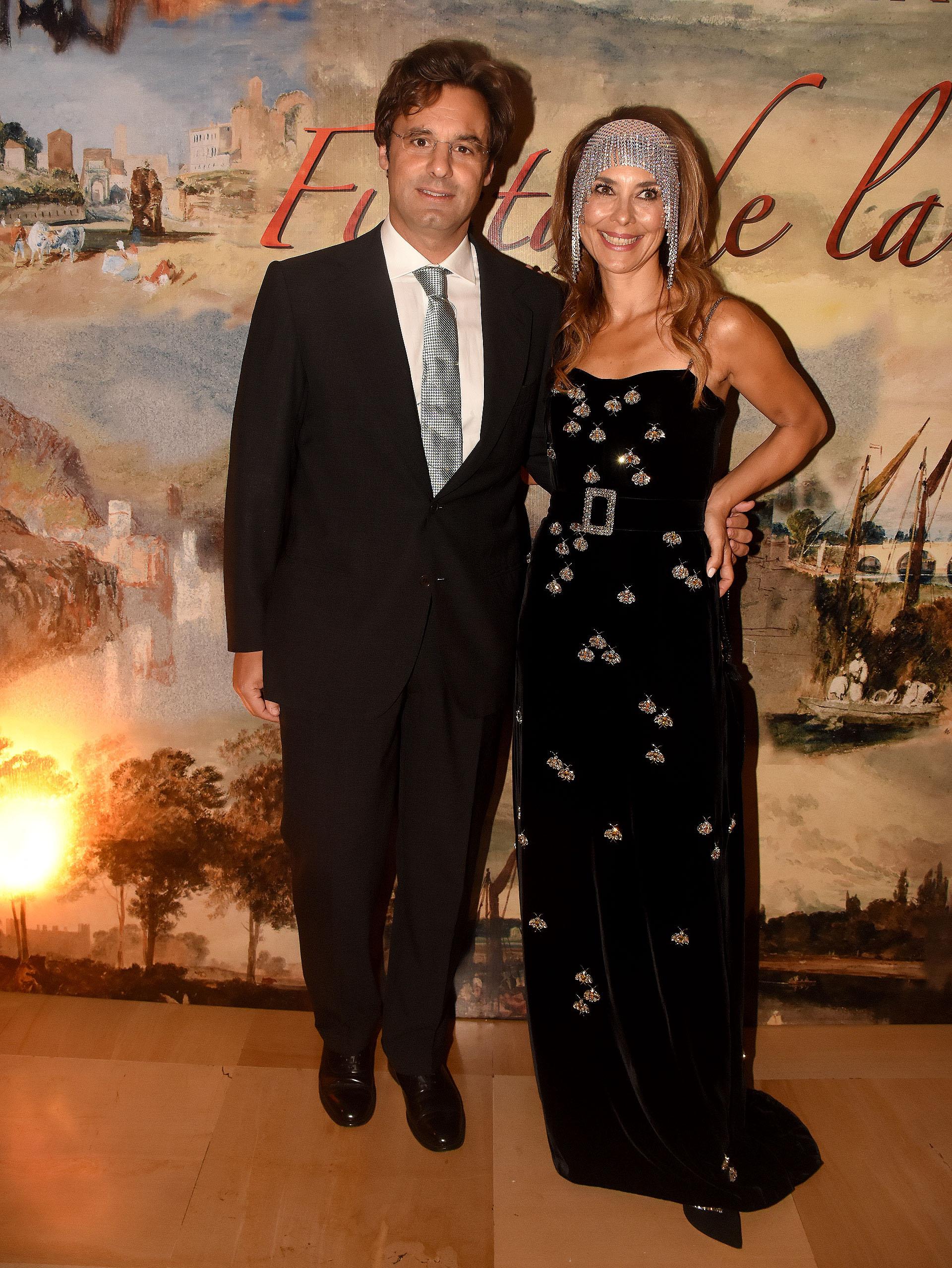 Ludovico Rocca y Adriana Batan de Rocca