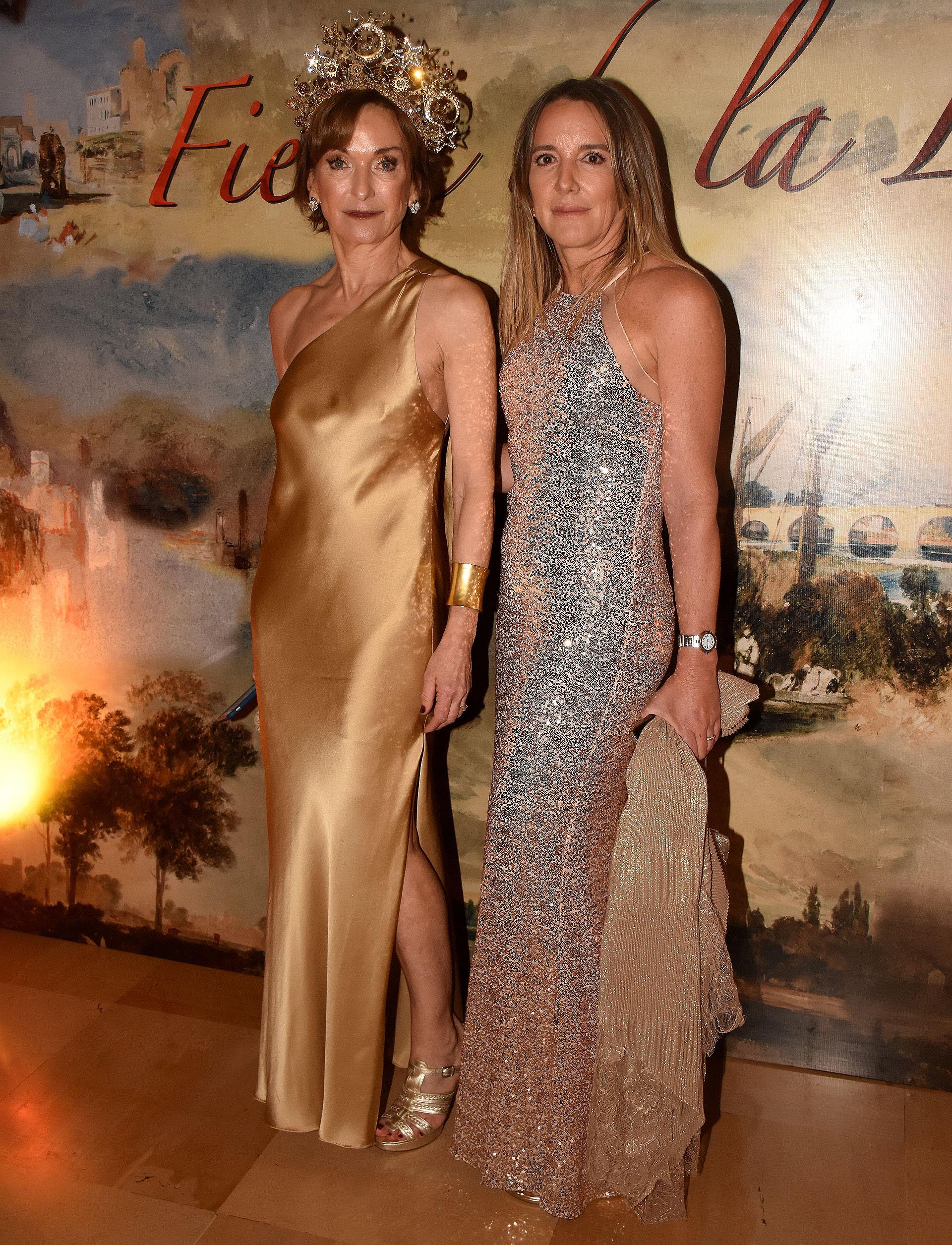 María Irene Herrero y Verónica Zoani de Nutting