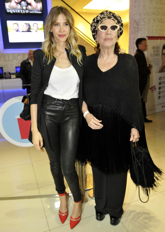Guillermina Valdes y Graciela Borges