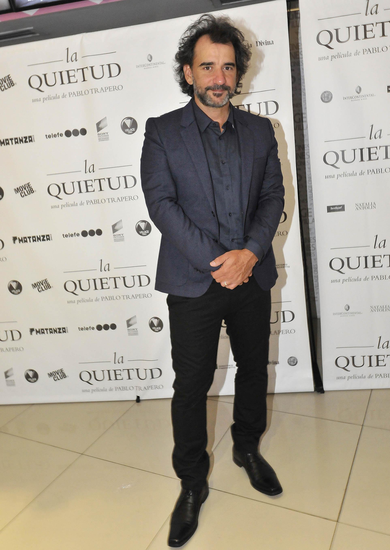 """Pablo Trapero, director de """"La quietud"""""""