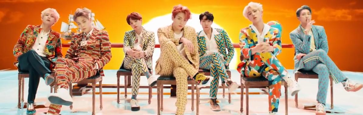 BTS logró el mejor estreno de todos los tiempos de un vídeo musical en la plataforma