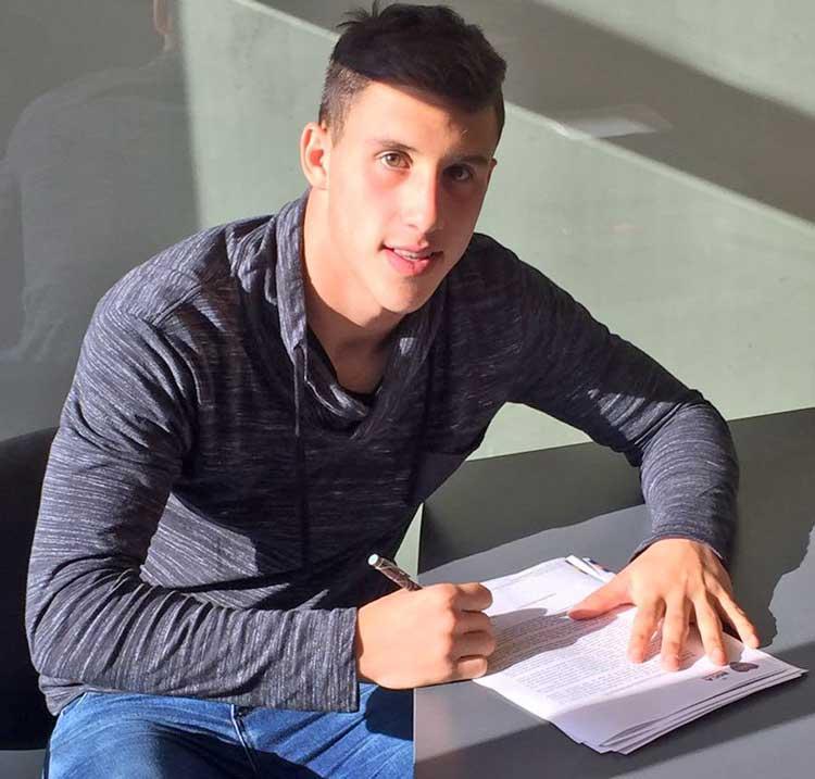 Nicolás Capaldo (Club Deportivo Mac Allister)