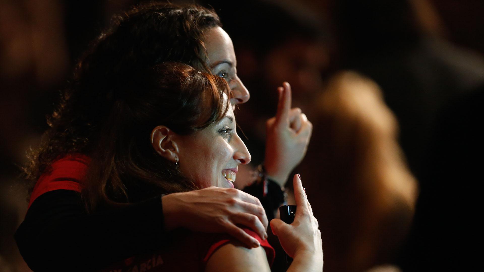 Los fanáticos de Charly García disfrutaron de un gran show