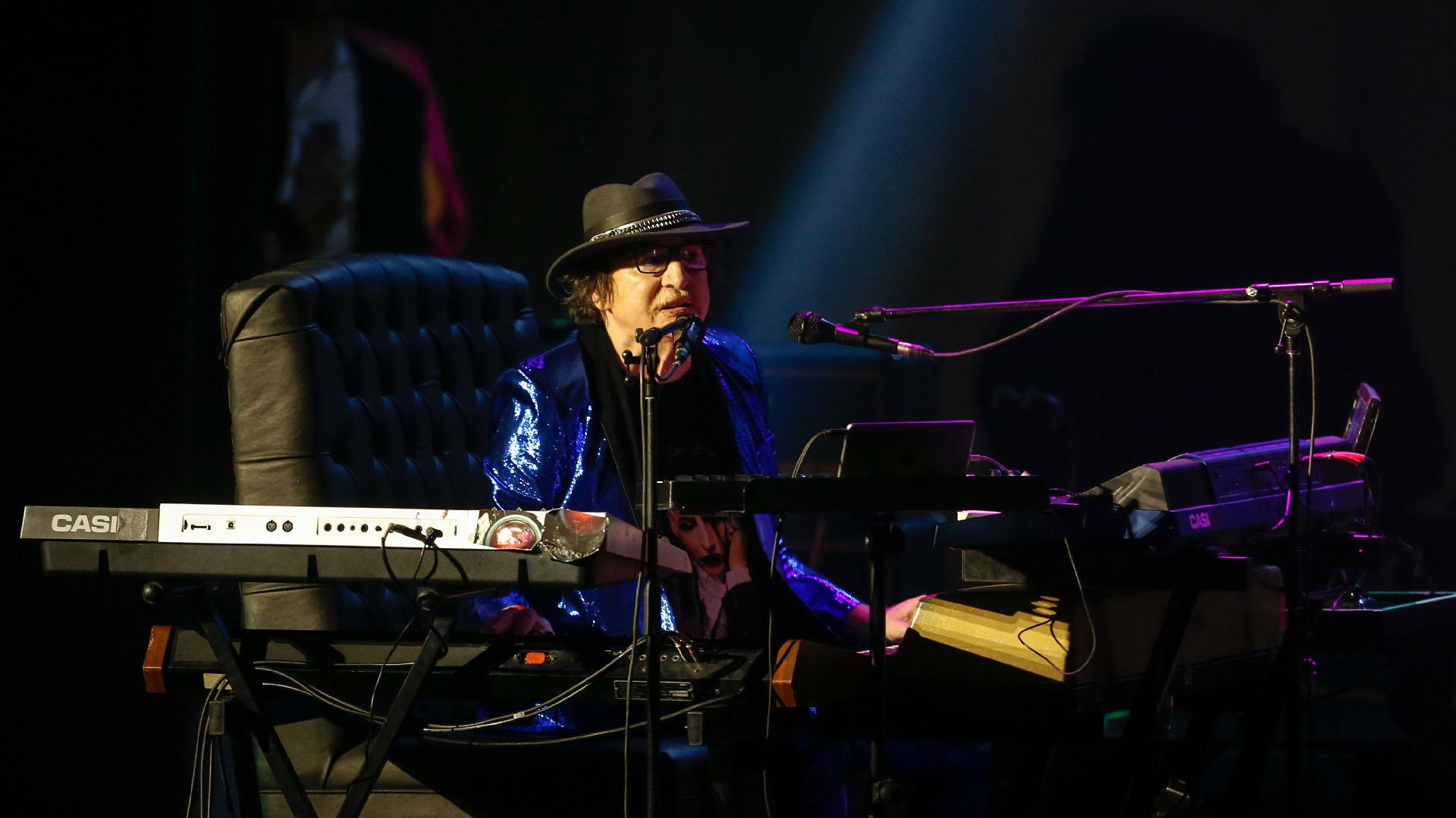 Luego de los recitales que brindó este año en diferentes escenarios de Buenos Aires, y también en Córdoba, el prócer del rock nacional volvió a tocar en el teatro Gran Rex