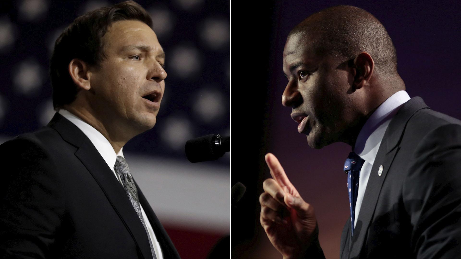 Ron DeSantis (Republicano) había celebrado el triunfo por la gobernación de Florida, y Andrew Gillum (Demócrata) había aceptado la derrota, pero la diferencia se acortó en las últimas horas