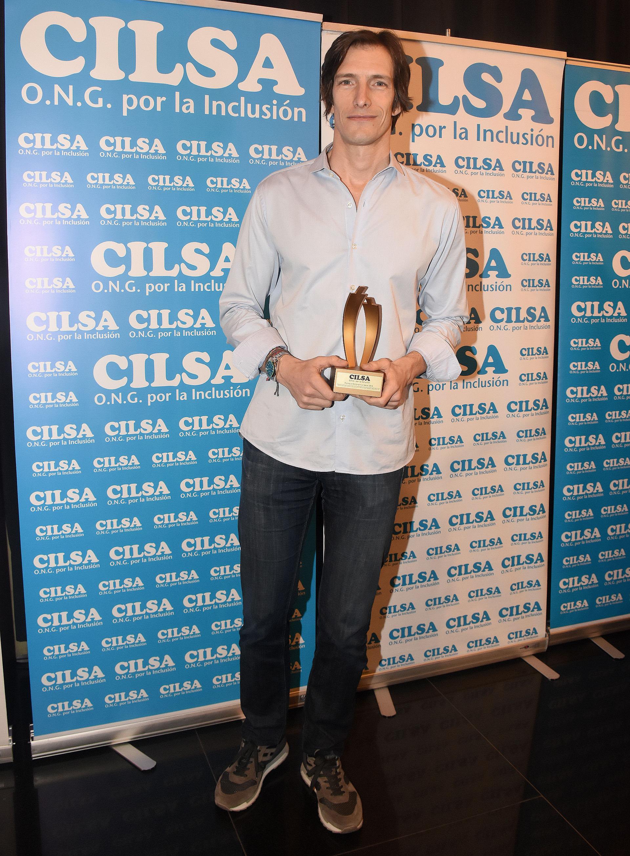 El premio a la Trayectoria Solidaria fue para el conductor televisivo, Iván de Pineda