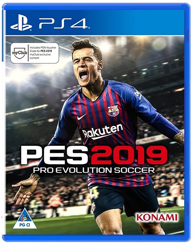 Llegan el PES 19 y FIFA 19  todas las novedades de los juegos - Infobae 6717084d7b195