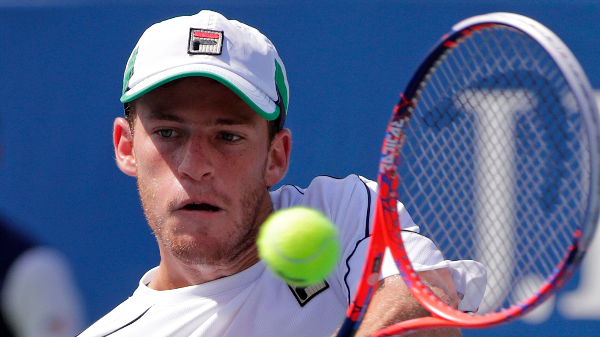 Schwartzman debuta ante un tenista proveniente de la qualy (AP)