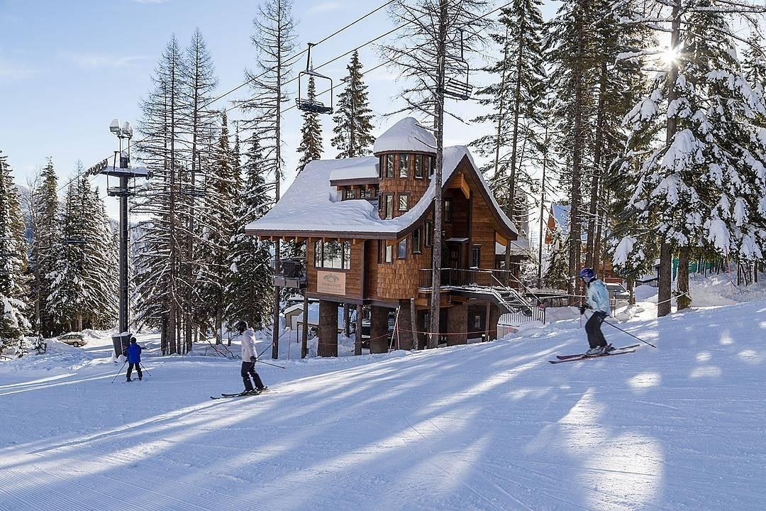 Así sería la arquitectura de una casa hecha para personajes de Harry Potter y Hansel y Gretel. (Snow Bear Chalets)