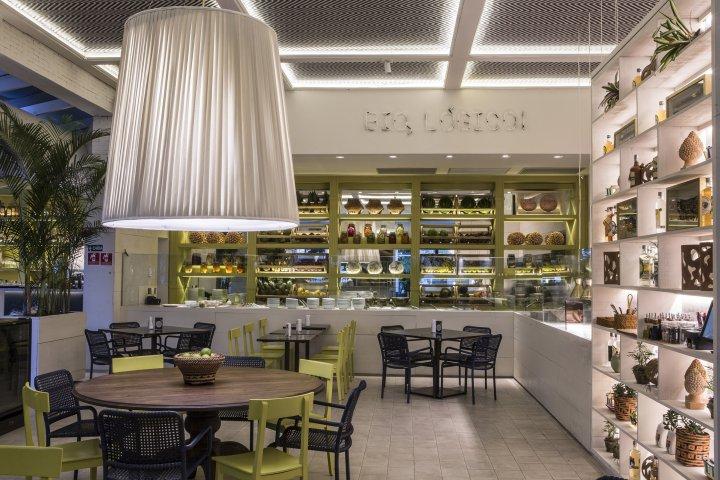 Una mezcla de la excelencia culinaria de San Pablo con precios accesibles y sustentabilidad. (Bio)