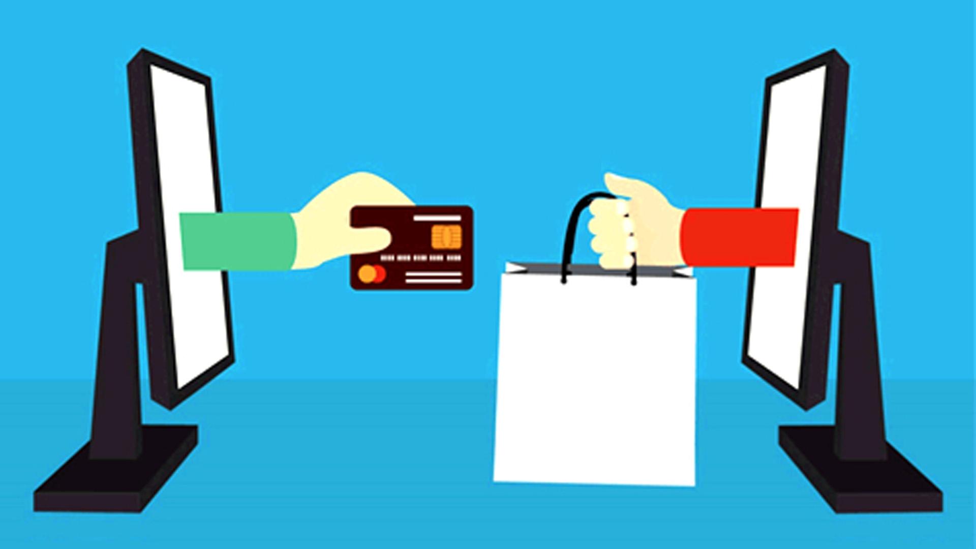 """Existen servicios de entrega """"puerta a puerta"""" para compras on line en el exterior"""