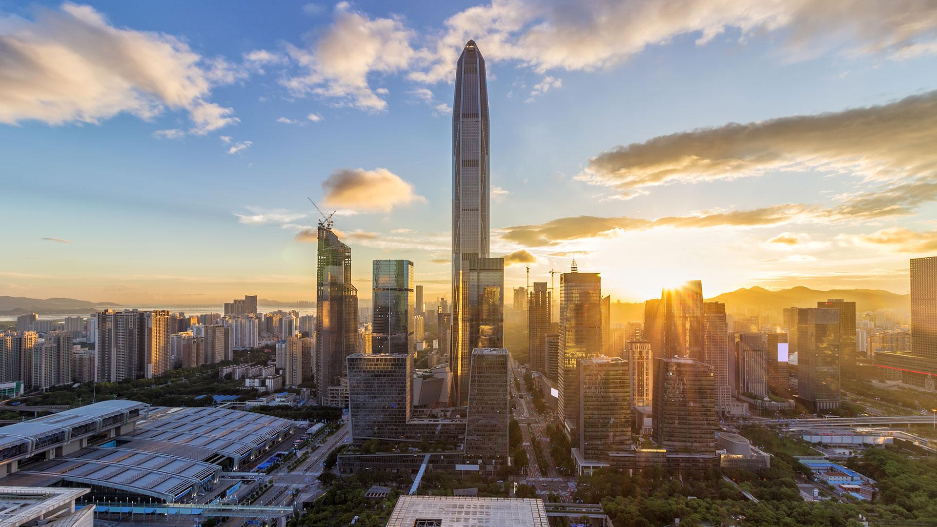 Shenzhen (Getty)