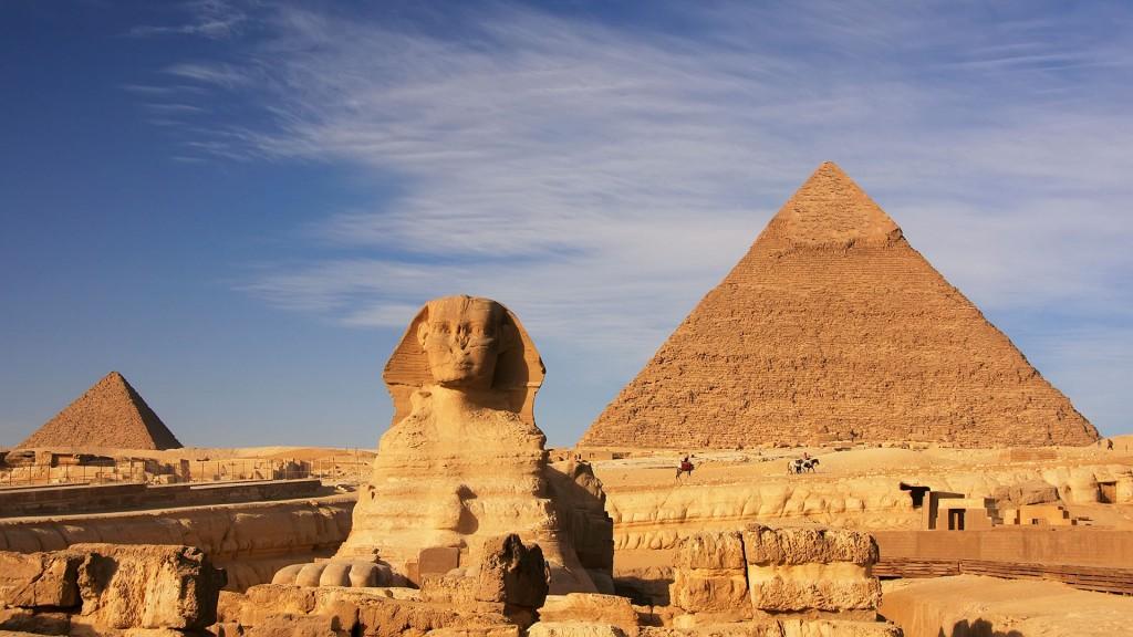 egipto aumentó los precios de las entradas a los sitios