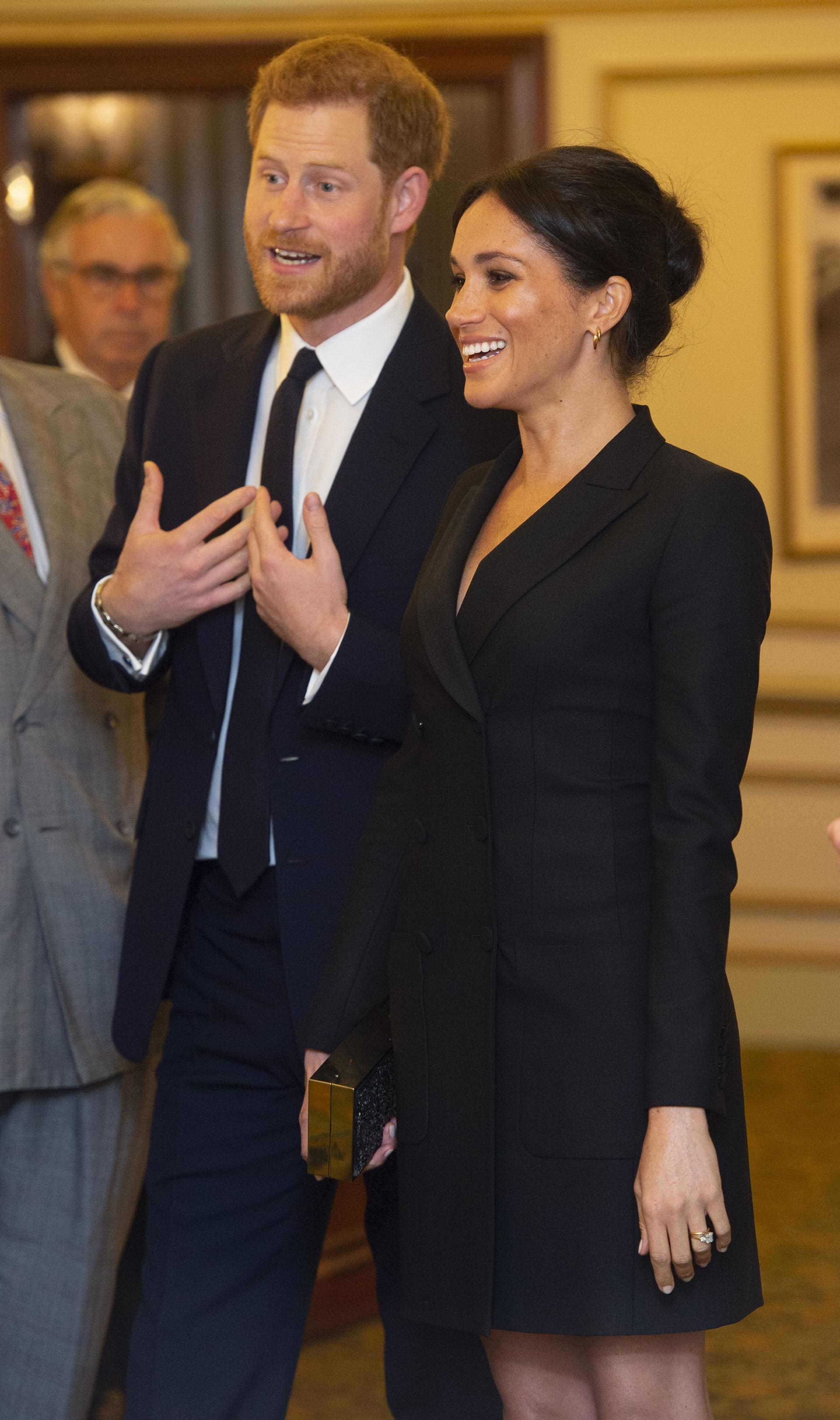 Desde su casamiento, la pareja se volvió inseparable y se acompañan mutuamente en cada aparición pública /// Fotos: AFP