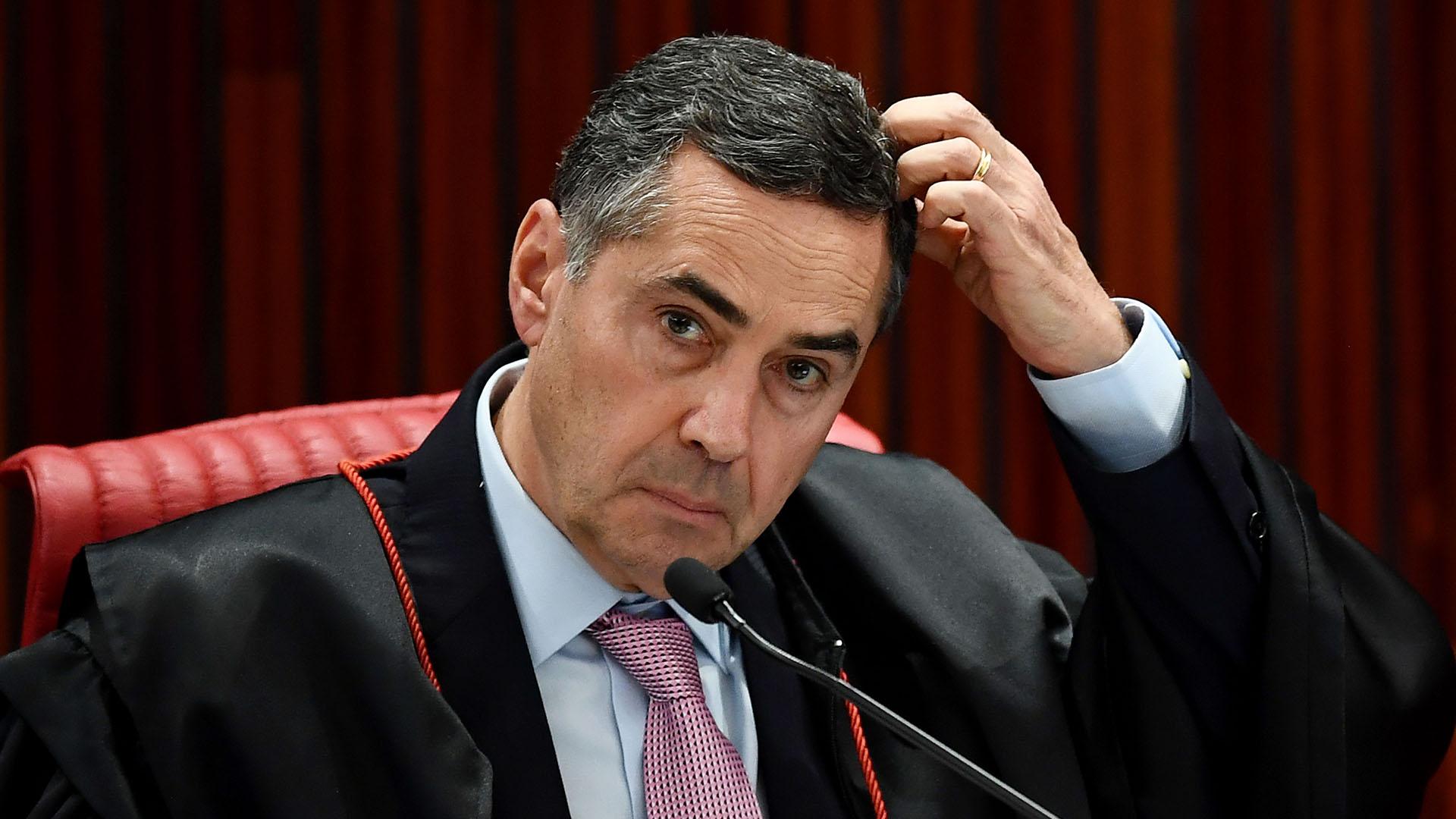 La sentencia fue divulgada por el magistrado Luis Roberto Barroso (AFP)