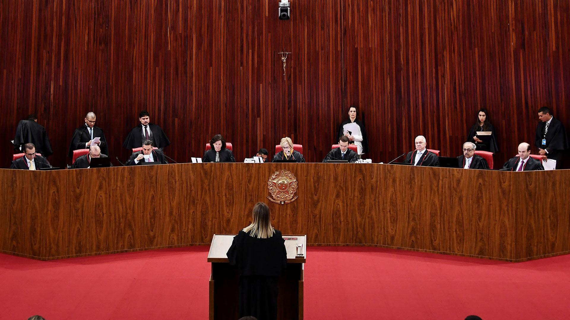 El Tribunal Electoral de Brasil invalidó la candidatura de Lula (AFP)