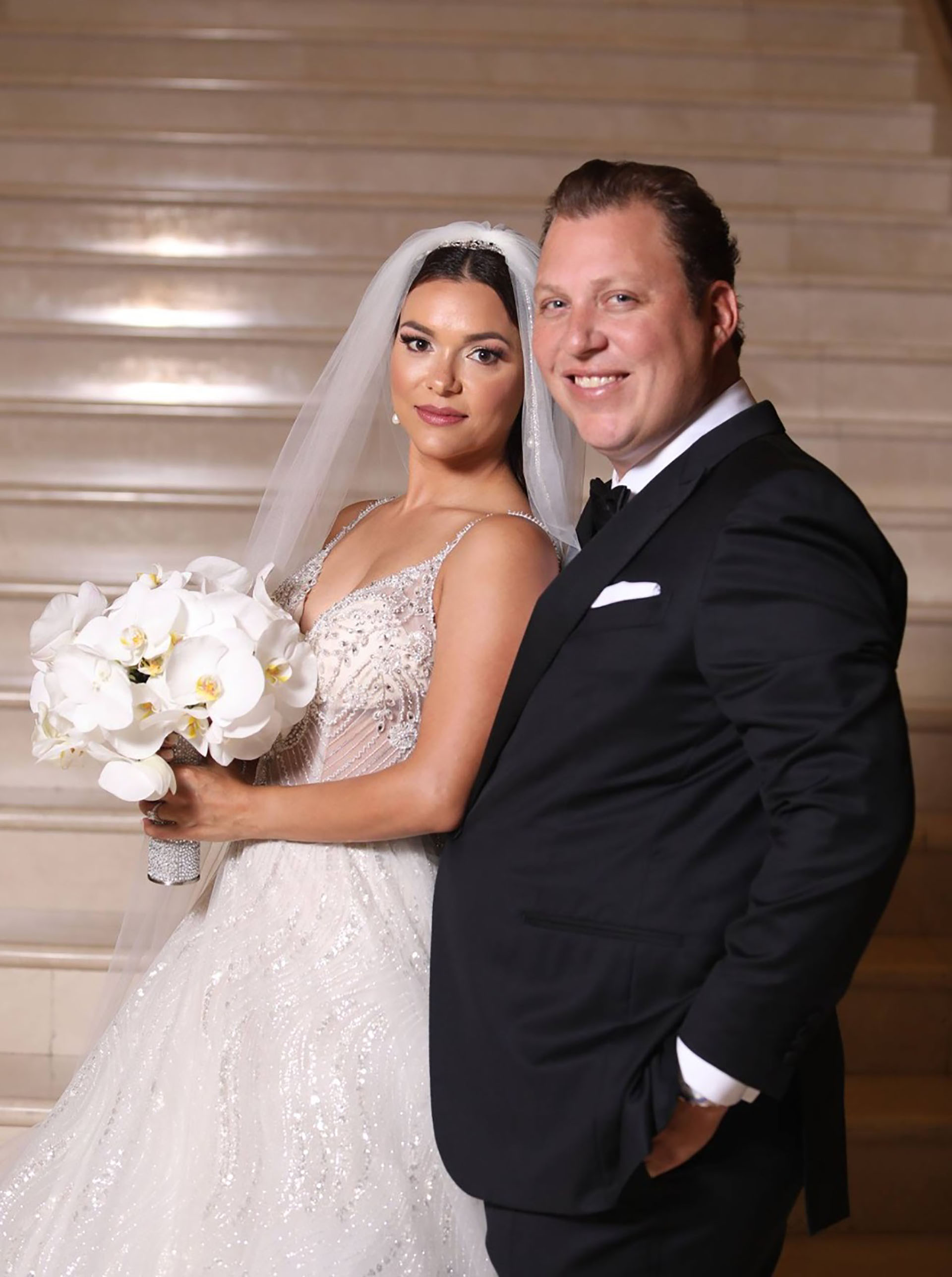 Carlos Gellert y Perla Puente Resendez