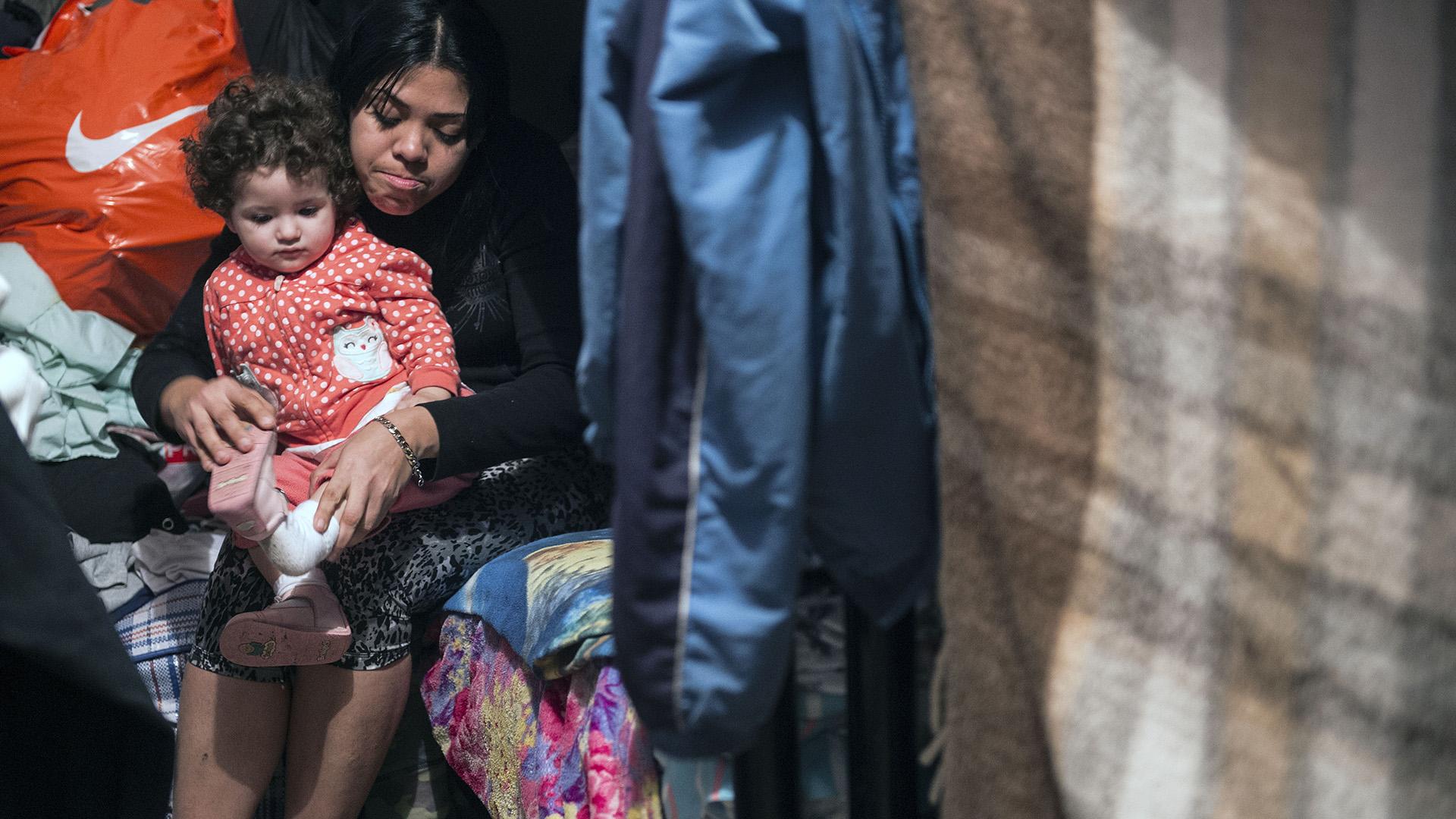 """""""No se les cobra un centavo por esta aquí. Lo único que es les pide es colaboración con la limpieza"""", indica el samaritano, que vivió la dura experiencia de ser migrante en Japón y Corea del Sur en la década de 1990"""