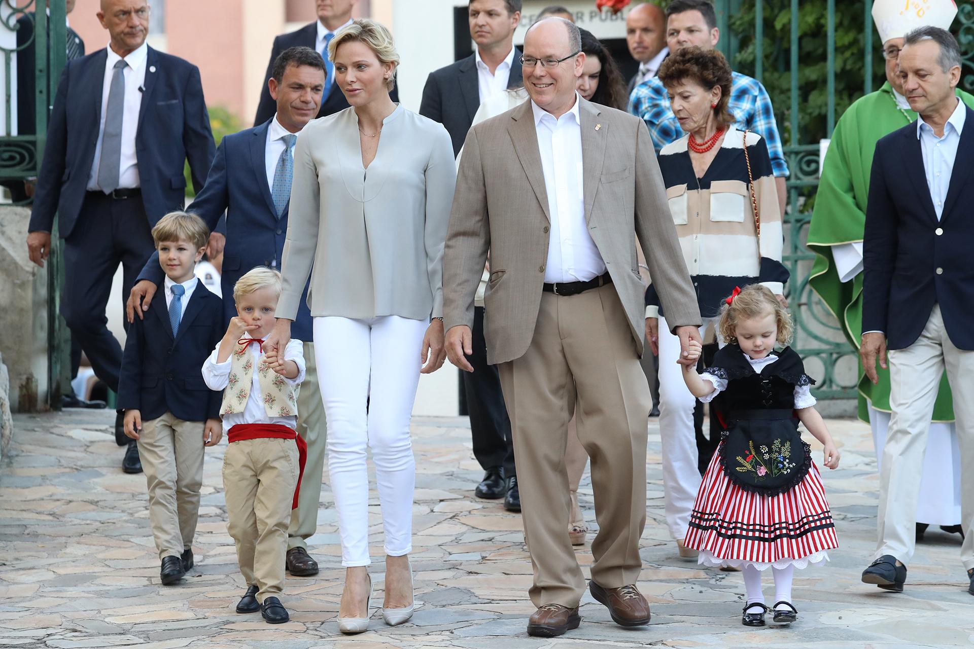 El evento se celebra todos los años en el parque de la princesa Antonieta y es organizado por el Ayuntamiento de Mónaco